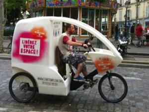 Cartons Pleins - Déménagement à vélo à Paris