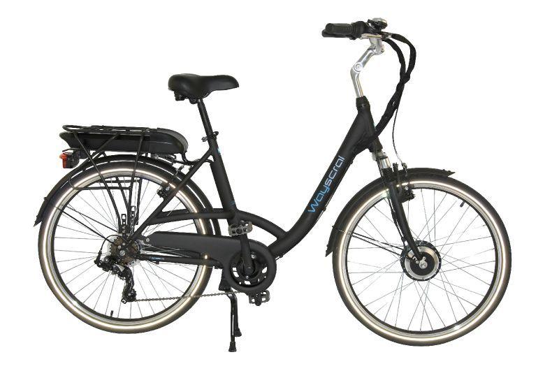 illustration vélo électrique