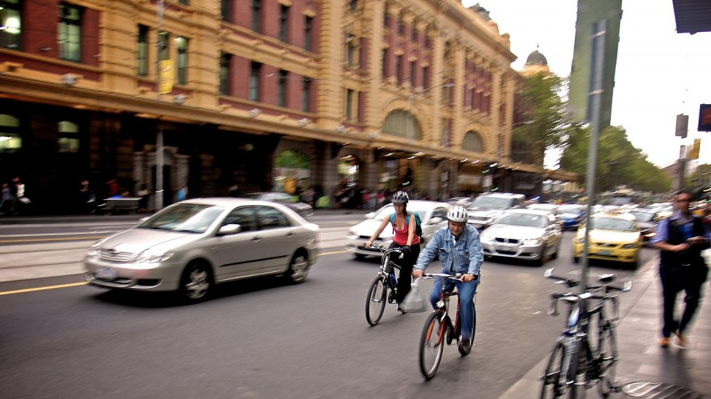 https://commons.wikimedia.org/wiki/File:Cycling_in_Melbourne_2012.jpg